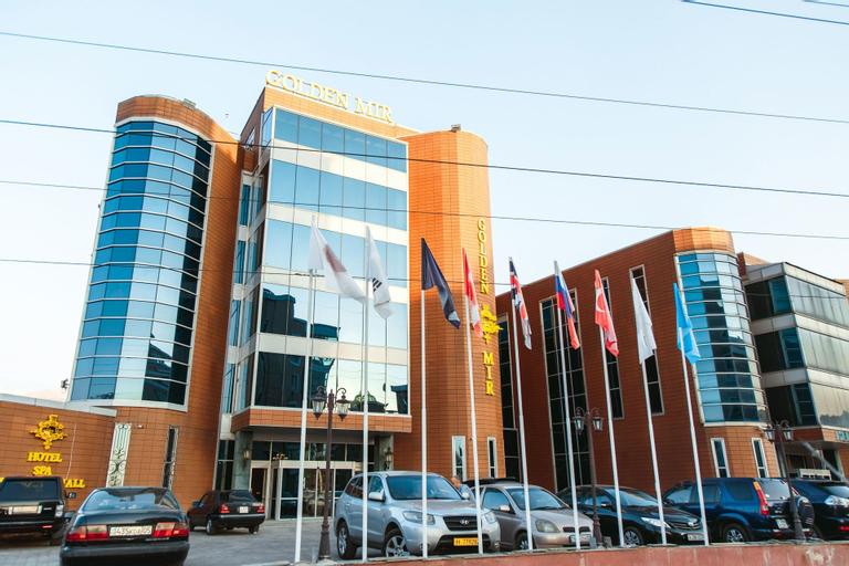 Golden Mir Hotel & Spa, Almaty (Alma-Ata)