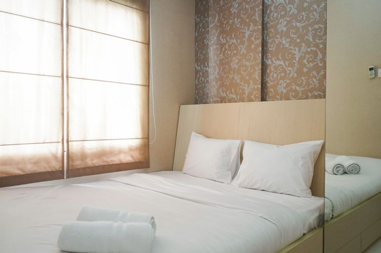 Comfortable 2BR at Signature Park Tebet Apartment, South Jakarta