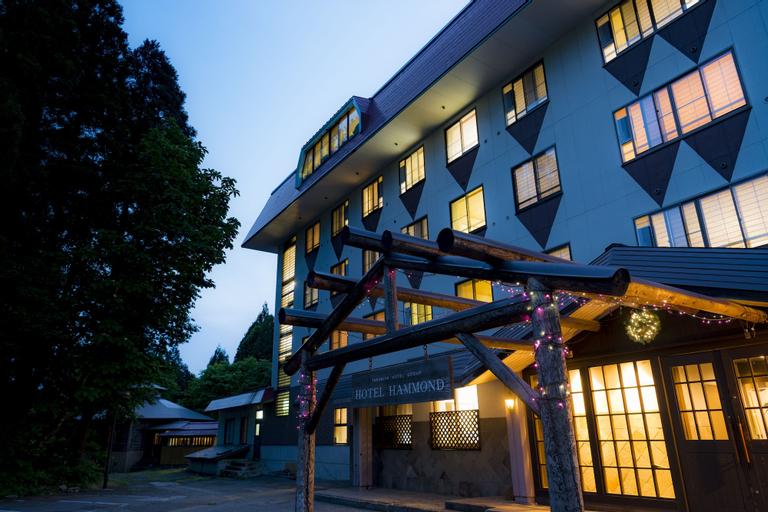 Takamiya Hotel Hammond, Yamagata
