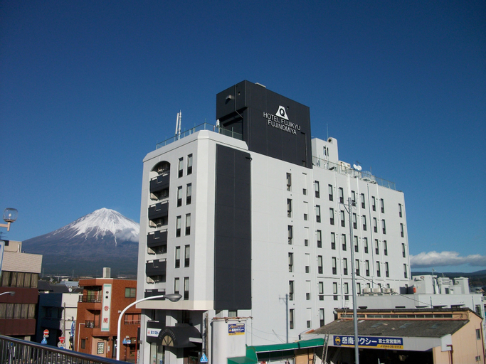 Fujinomiya Fujikyu Hotel, Fujinomiya