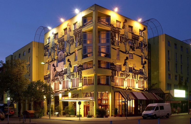 Econtel Hotel Berlin Charlottenburg (Pet-friendly), Berlin