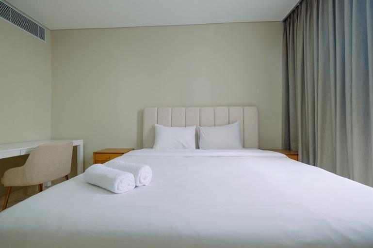 Luxury 2BR + 1BR at Ciputra World 2 Apartment By Travelio, Jakarta Selatan