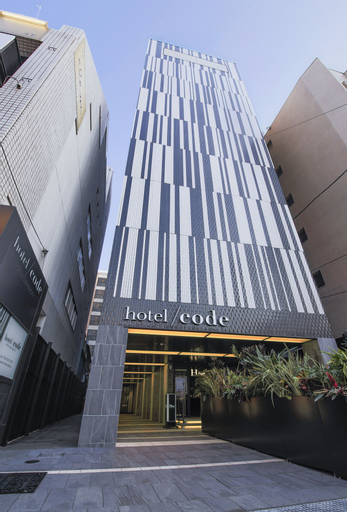 Hotel Code Shinsaibashi, Osaka