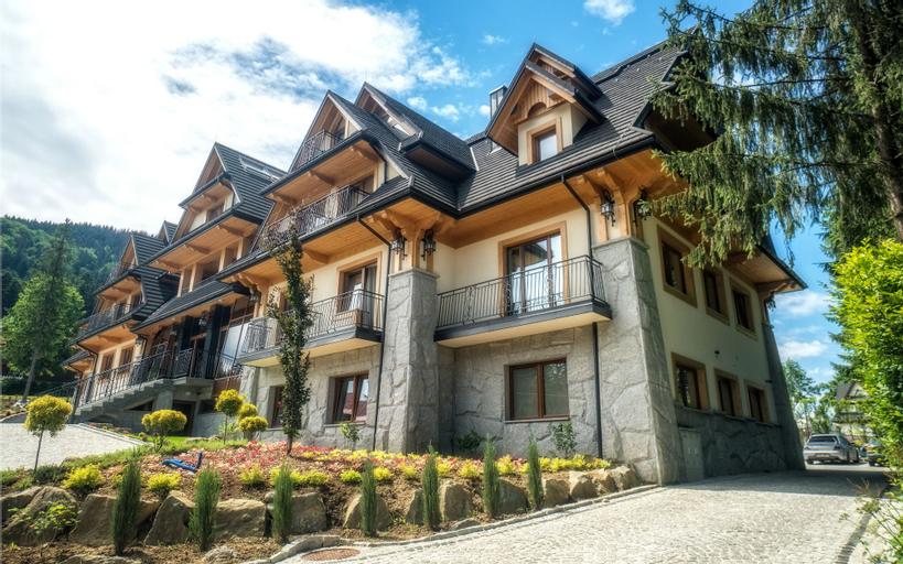 Gold Hotel, Tatra