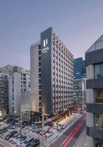 HOTEL URI&, Gangnam