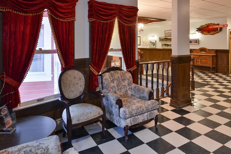 Canadas Best Value Inn Downtown Hotel Dawson City, Yukon