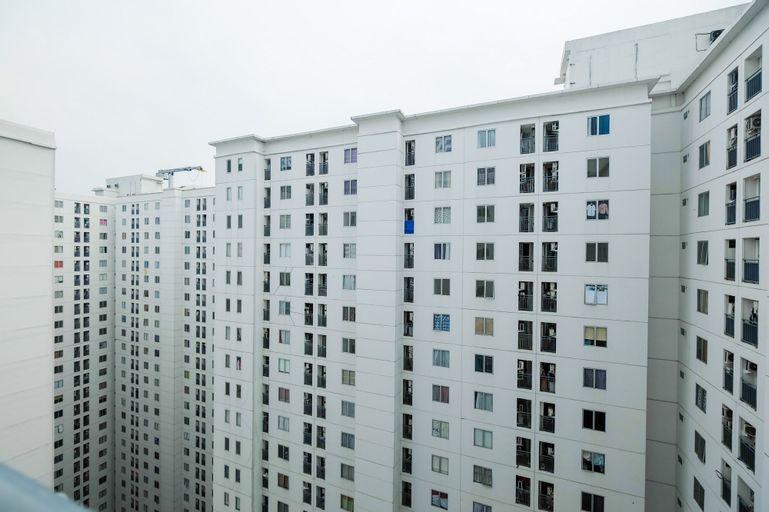 Minimalist 2BR Bassura City Apartment, East Jakarta