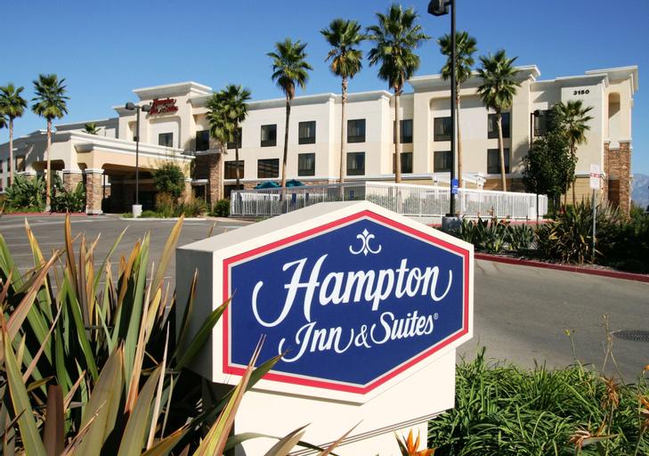 Hampton Inn & Suites Chino Hills, San Bernardino
