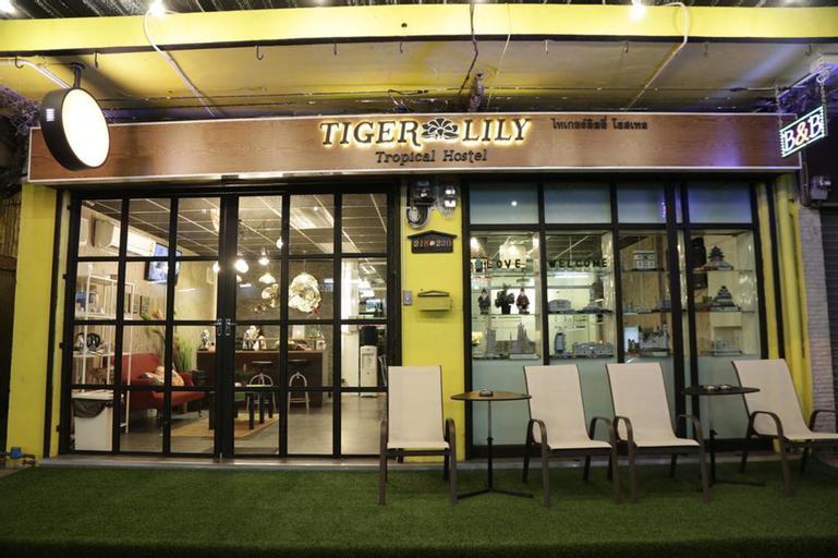 Tiger Lily Hostel, Pathum Wan