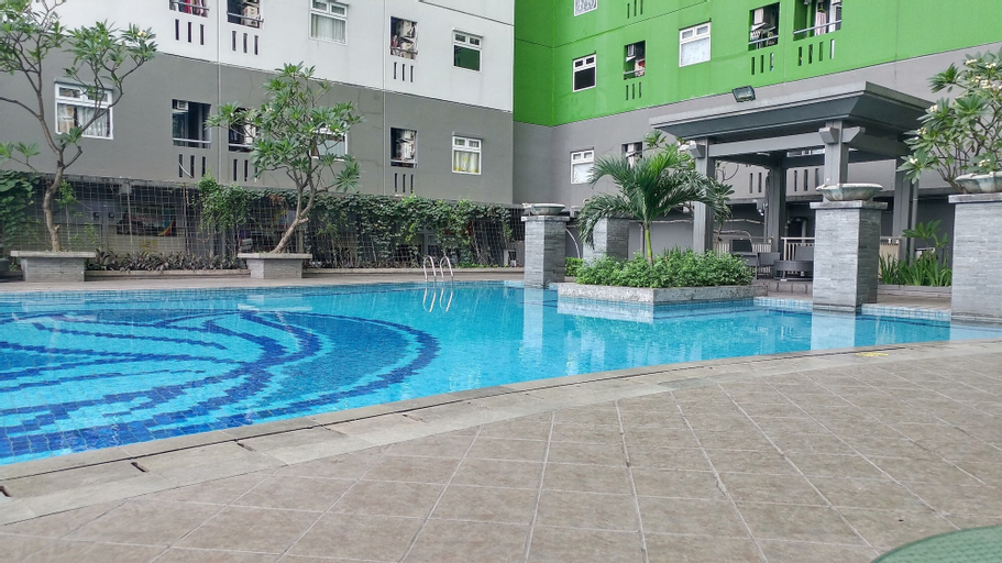 Apartment Green Pramuka by Vici, Central Jakarta