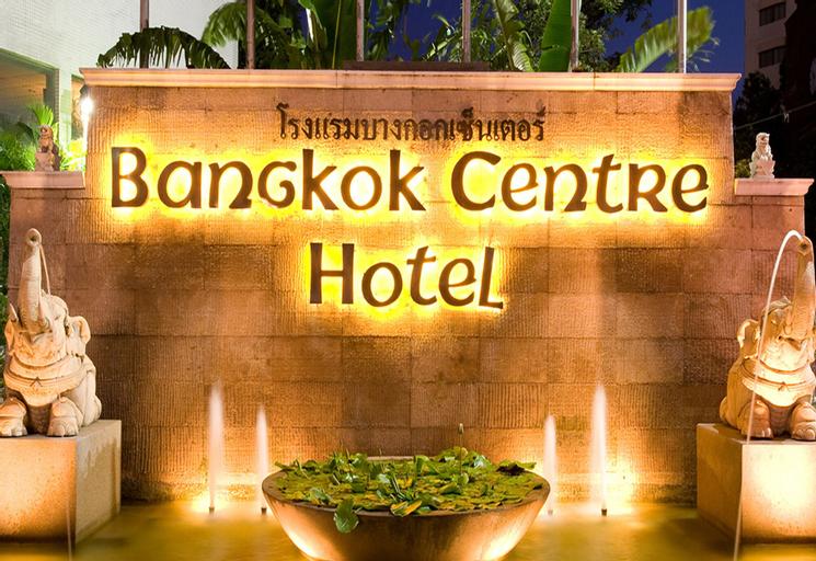 Bangkok Centre Hotel, Bang Rak