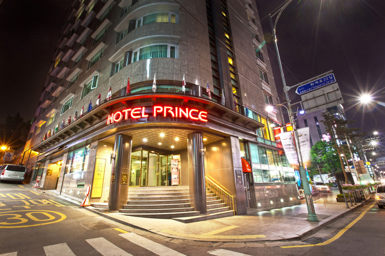 Hotel Prince Seoul, Jung