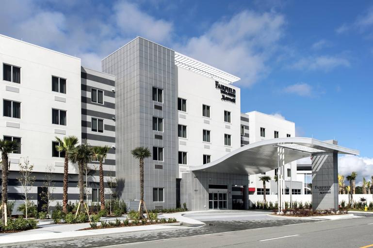 Fairfield Inn & Suites by Marriott Daytona Beach Speedway/Airport, Volusia
