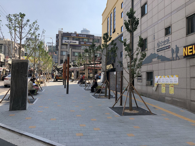New Sun Guesthouse Myeongdong, Jung