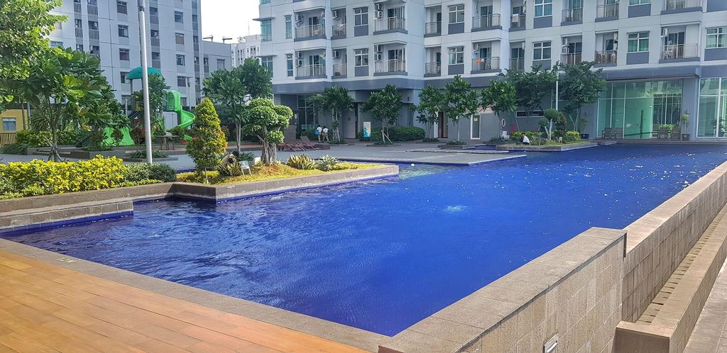Apatel Greenbay Condominium K, North Jakarta