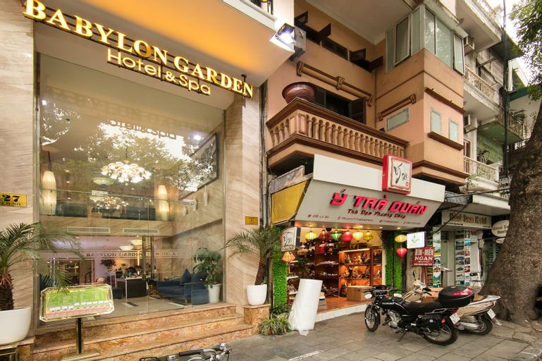 Babylon Garden Hotel & Spa, Hoàn Kiếm