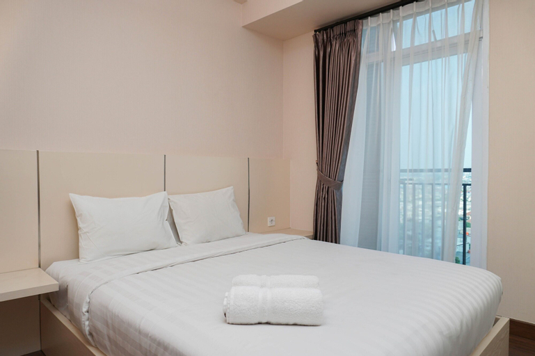 Modern 1BR Apartment at Puri Orchard, West Jakarta
