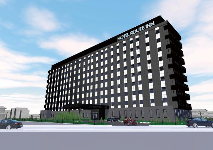 Hotel Route Inn Kusatsu Ritto-Ritto Inter Kokudo 1gou-, Rittō