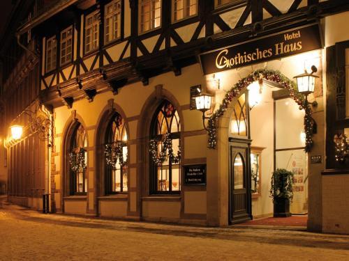 Travel Charme Gothisches Haus Wernigerode, Harz