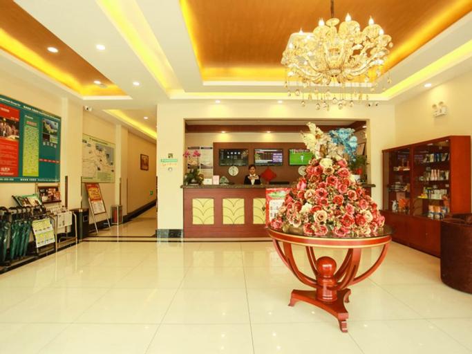 GreenTree Inn YanTai FuShan District YongDa Street Express Hotel, Yantai