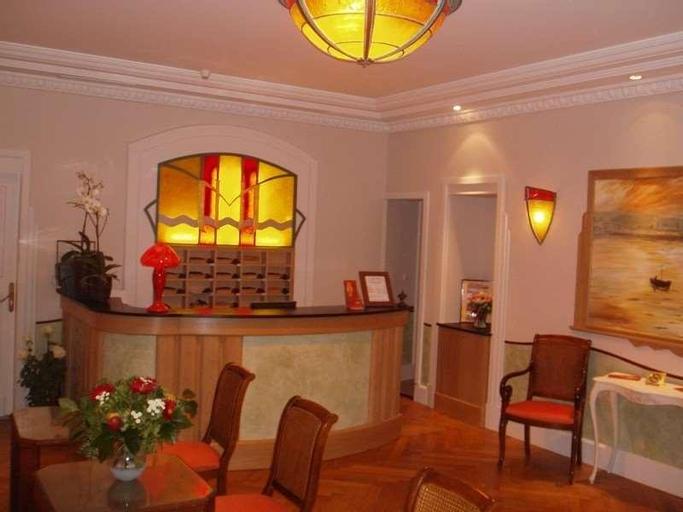 Hotel Le Meurice, Alpes-Maritimes