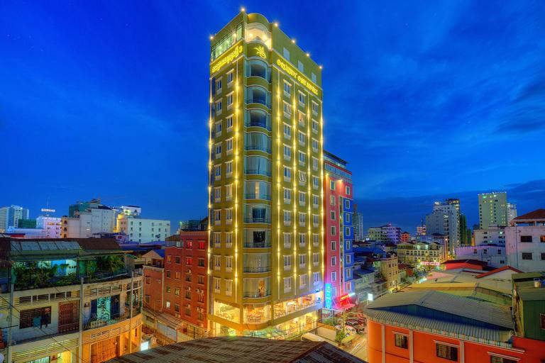 Orussey One Hotel & Apartment, Phnom Penh