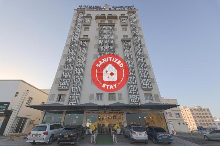 OYO 129 Al Bayrahaa Hotel Apartments, Barka