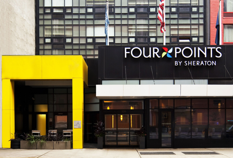 Four Points by Sheraton Midtown-Times Square, New York