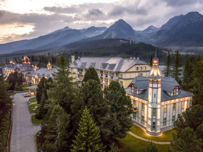 Grand Hotel Kempinski High Tatras, Poprad