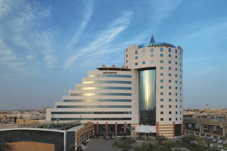 Movenpick Hotel Qassim,
