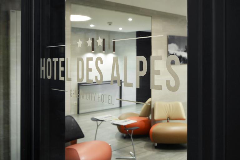 Hotel Des Alpes, Genève