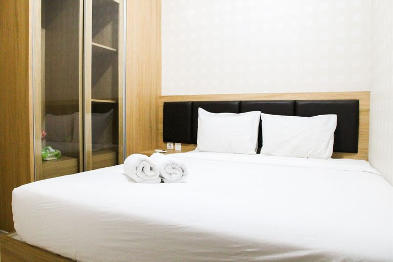 Parquette 2BR Ayodhya Residence Apartment, Tangerang