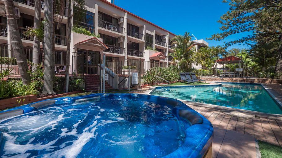 Trickett Gardens Holiday Inn, Surfers Paradise
