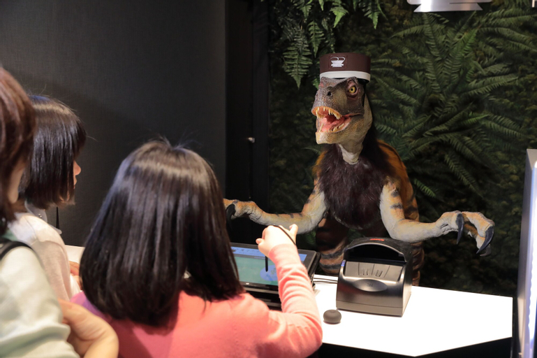 Robot Hotel By Henn Na Hotel Maihama Tokyo-Bay, Edogawa