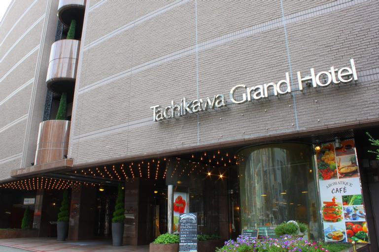 Tachikawa Grand Hotel, Tachikawa