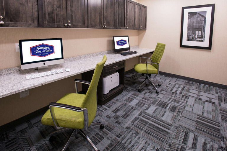 Hampton Inn & Suites by Hilton Fredericton, York