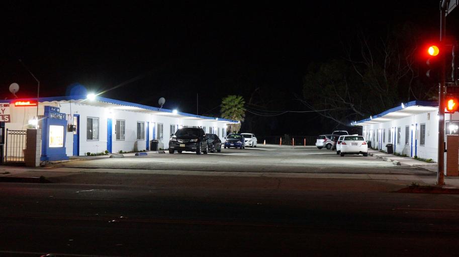 White Caps Motel, Ventura