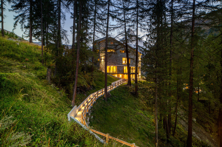 CERVO Mountain Boutique Resort, Visp