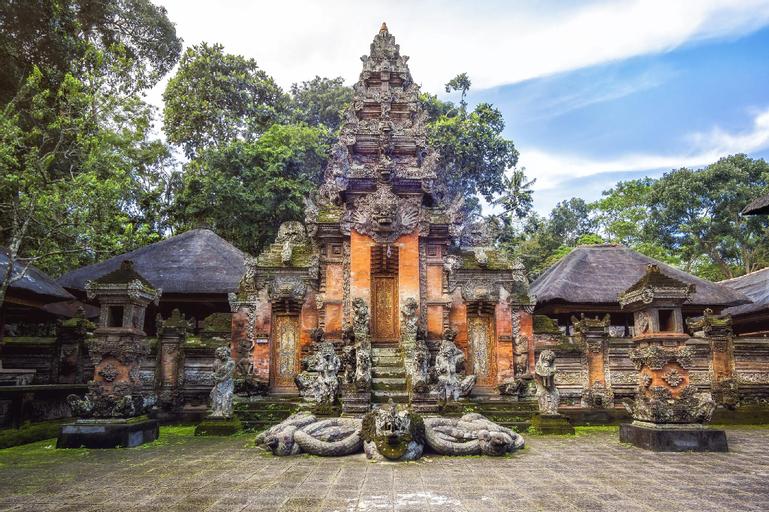 Wana Shanti Villa, Badung