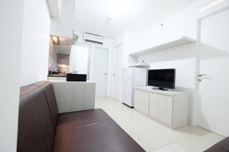 Strategic 2BR at Bassura City Apartment By Travelio, East Jakarta