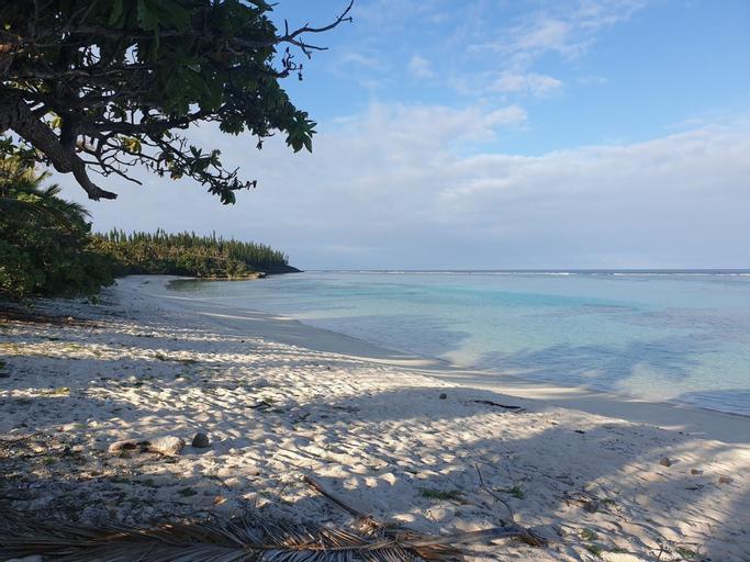 TAMANOU BEACH, Lifou