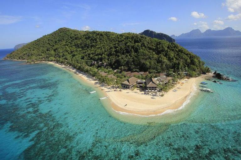 El Nido Resorts - Pangulasian Island, El Nido