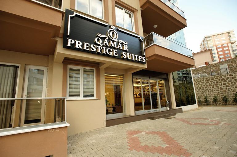 Qamar Prestige Suites, Merkez