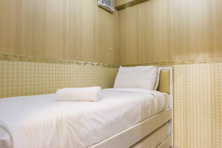 New Furnished with Sofa Bed Green Pramuka Apartment, East Jakarta