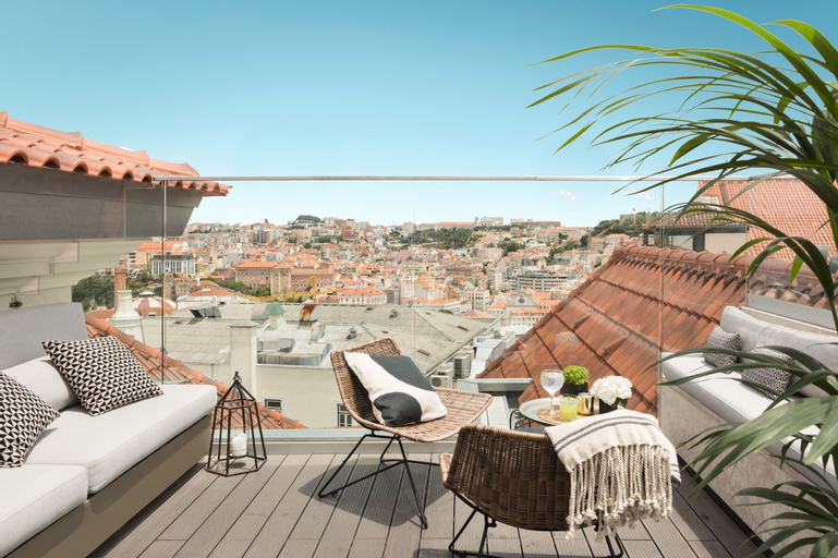 The Lumiares Hotel & Spa, Lisboa