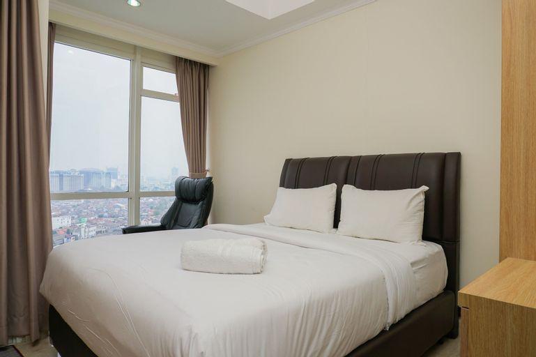 Elegant Studio at Menteng Park Apartment, Central Jakarta
