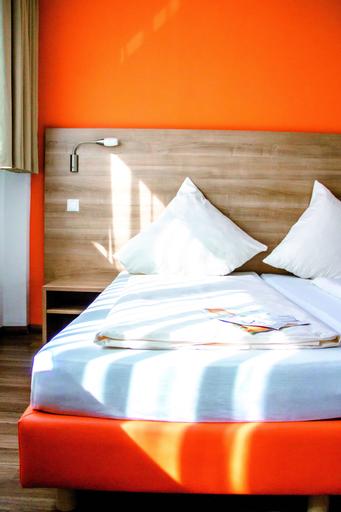 Orange Hotel und Apartments, Neu-Ulm