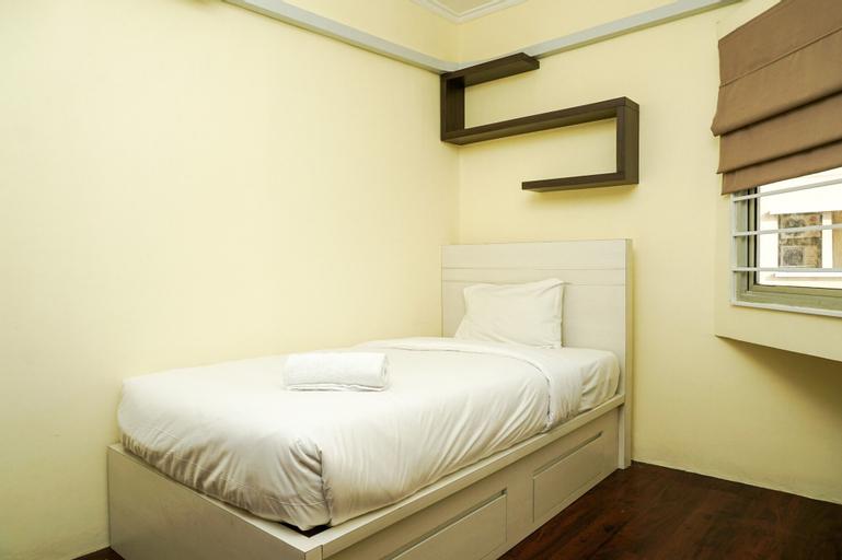 Comfy 3BR Apartment at Mediterania Gajah Mada By Travelio, West Jakarta