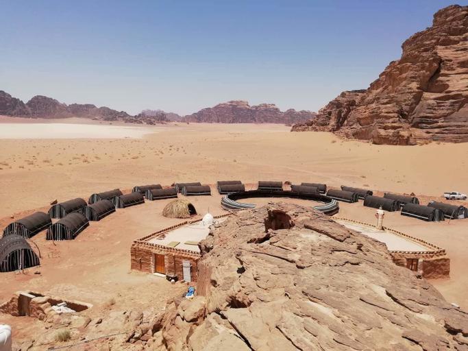 Desert Sand Camp, Quaira