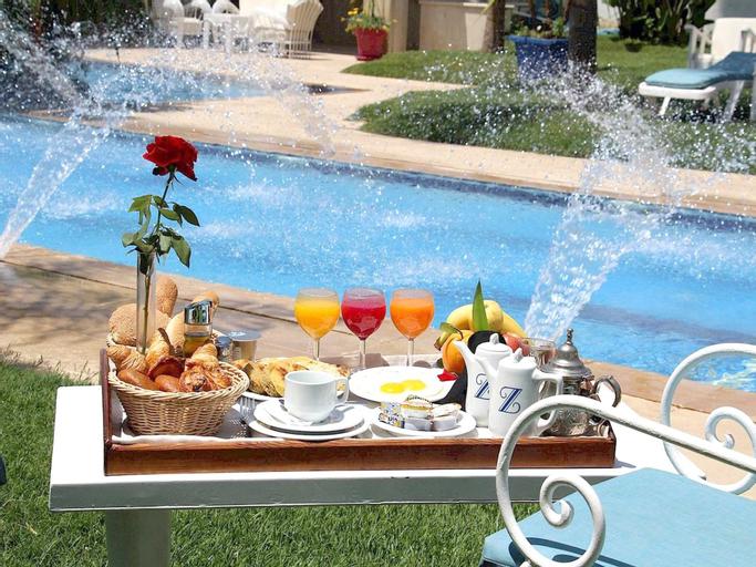 Zaki Suites hôtel &  Spa, Meknès